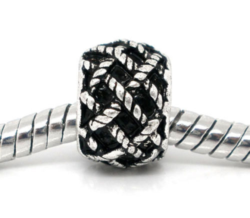 Lattice Charm Bead