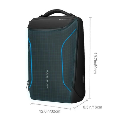 Best Smart Travel Backpack - LAFUNGAY
