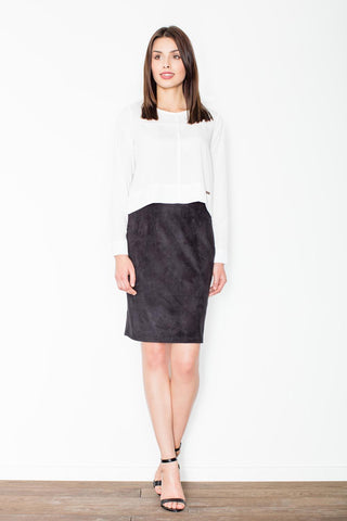 Black Figl Skirts