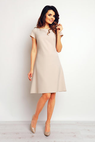 Beige Infinite You Dresses
