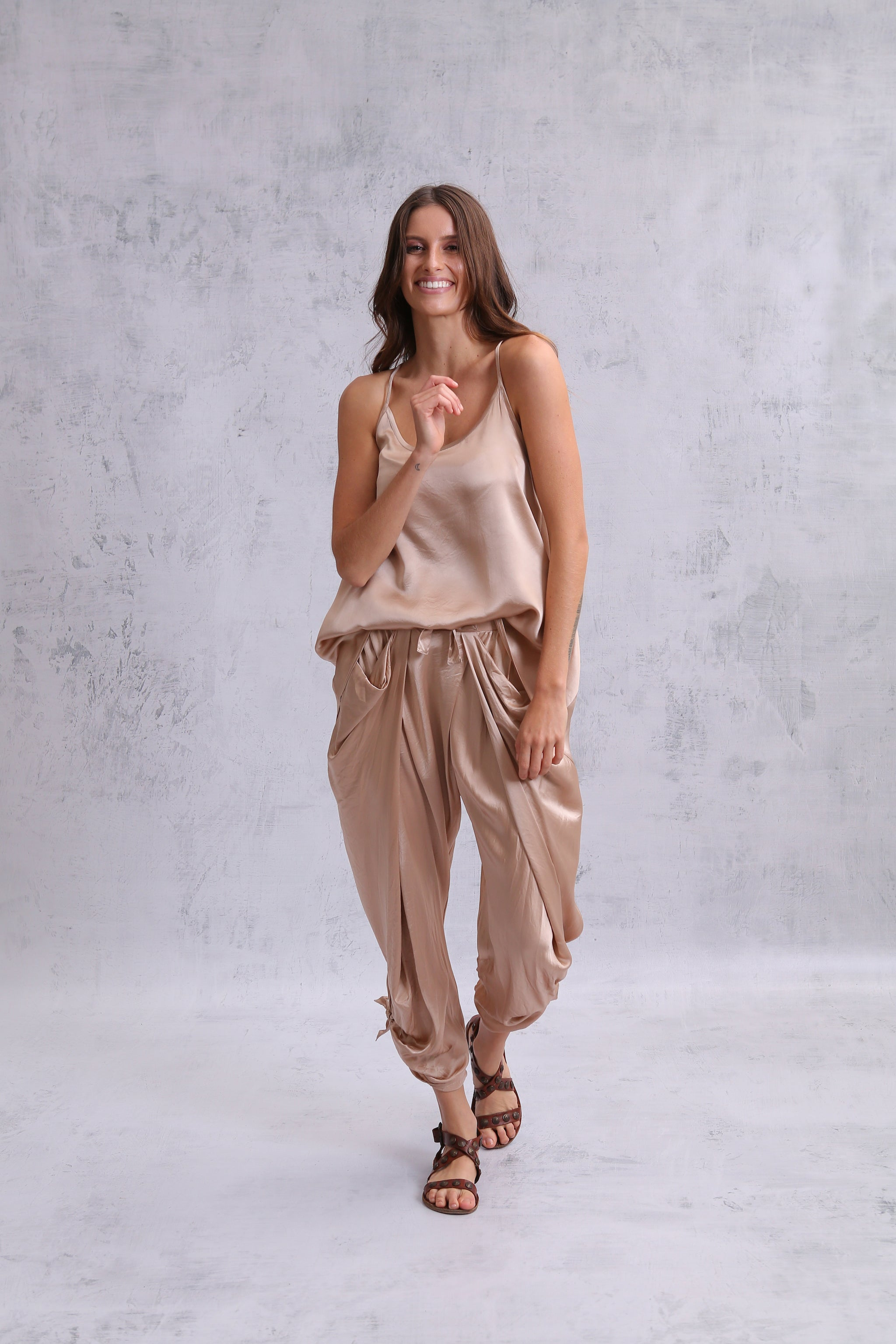 Sunday Silk Pant