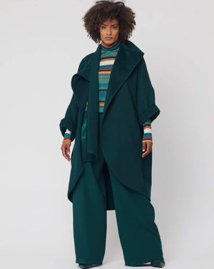 Margery Long Coat