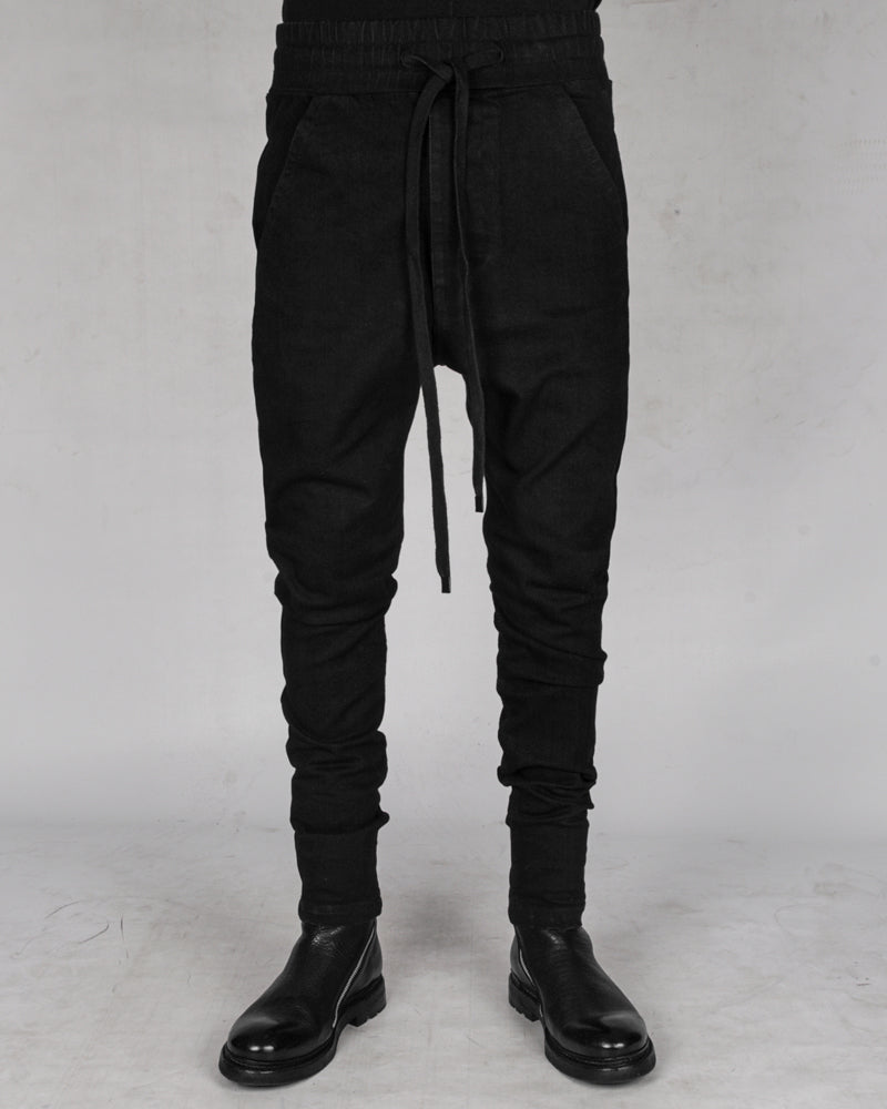 10R:son - B1002 - Drop denim trousers - Stilett.com
