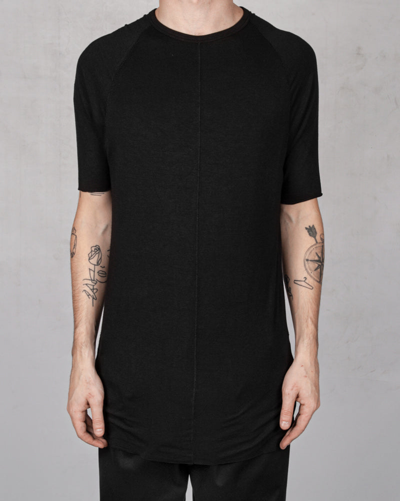 10R:son - T1001 - Regular tshirt black - Stilett.com