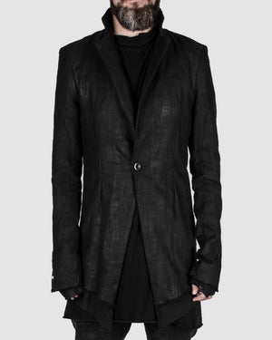 Army of me - Coated blazer - https://stilett.com/
