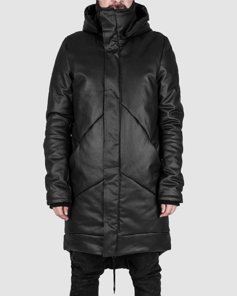 Army of me - Coated fishtail parkas - https://stilett.com/