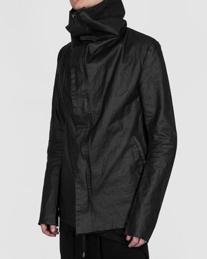 Army of me - Coated linen jacket - https://stilett.com/