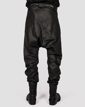 Army of me - Coated low crotch denim - https://stilett.com/