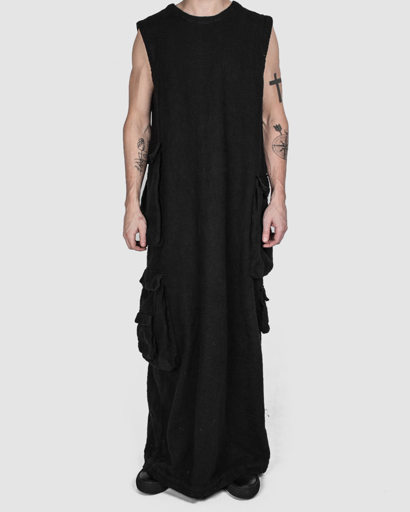 Army of me - Cotton cargo dress - https://stilett.com/