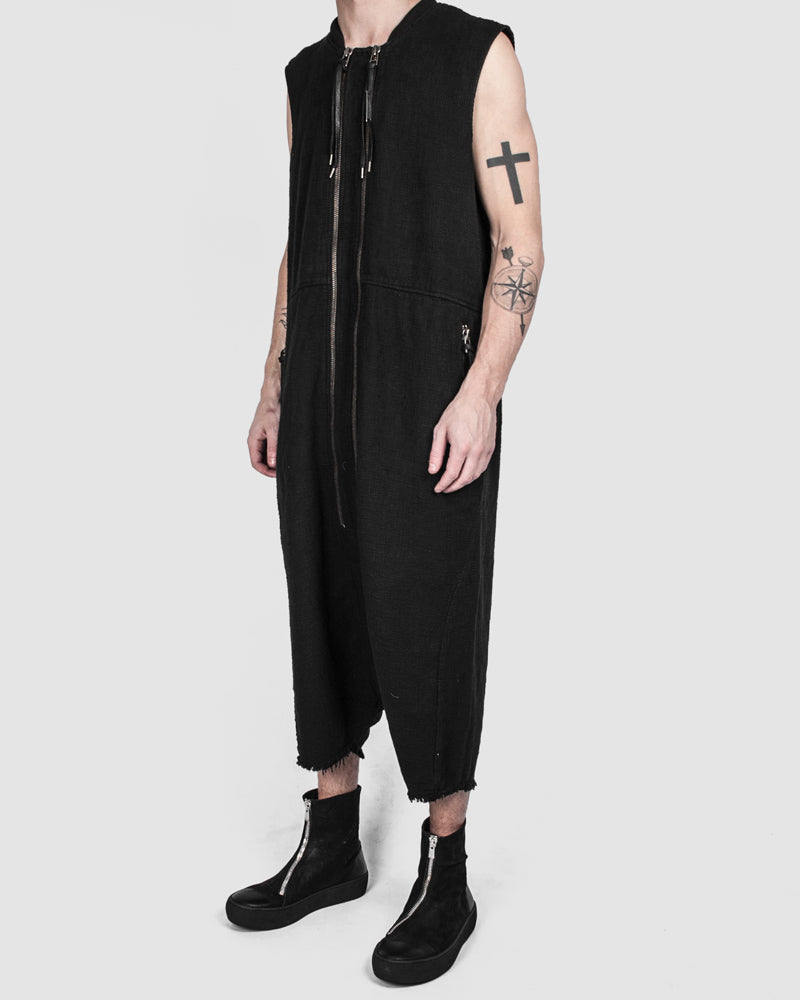 Army of me - Cotton jumpsuit - Stilett