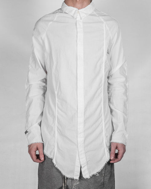 Army of me - Cotton shirt white - Stilett