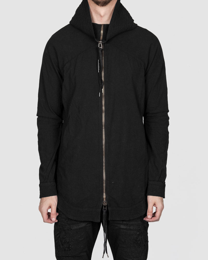 Army of me - Hooded cotton jacket - Stilett.com