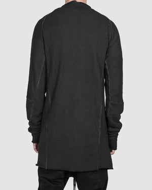 Army of me - Hoodless zip up sweatshirt graphite - https://stilett.com/