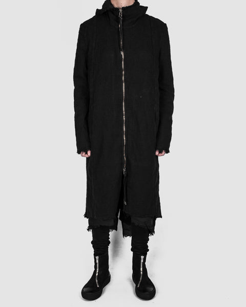 Army of me - Layered parka jacket - Stilett.com