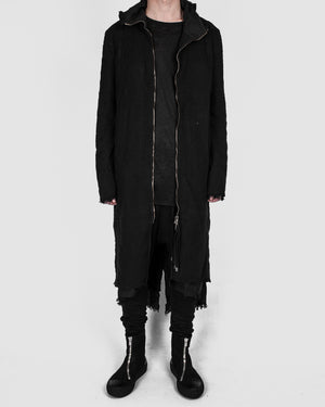 Army of me - Layered parka jacket - https://stilett.com/
