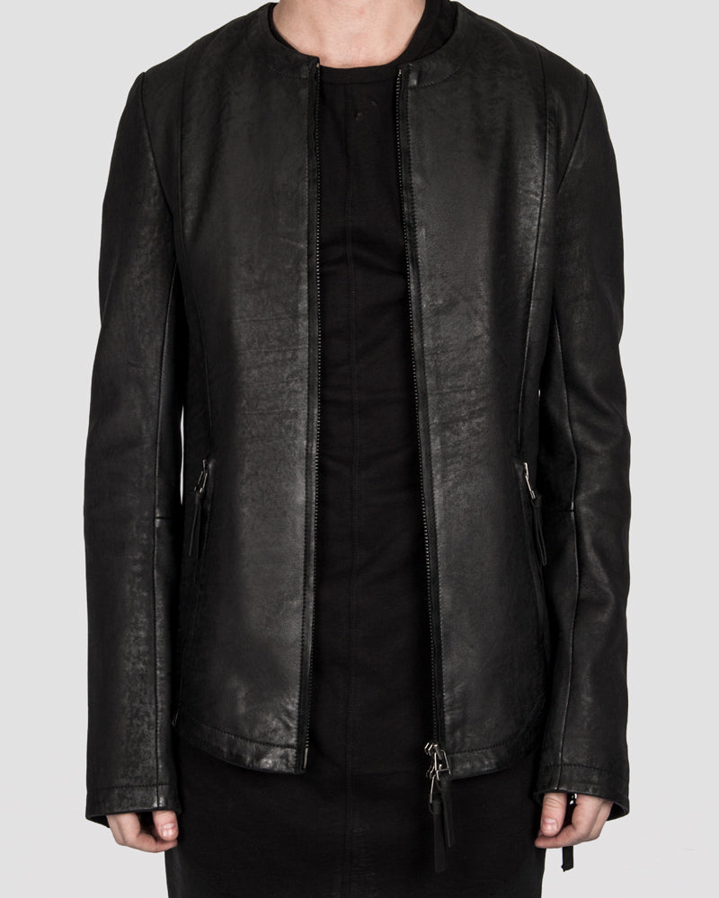 Army of me - Leather jacket - Stilett.com