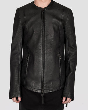 Army of me - Leather jacket - https://stilett.com/