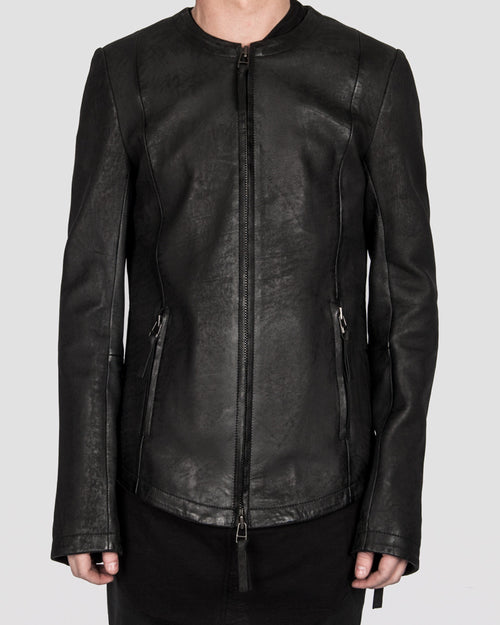 Army of me - Leather jacket - Stilett