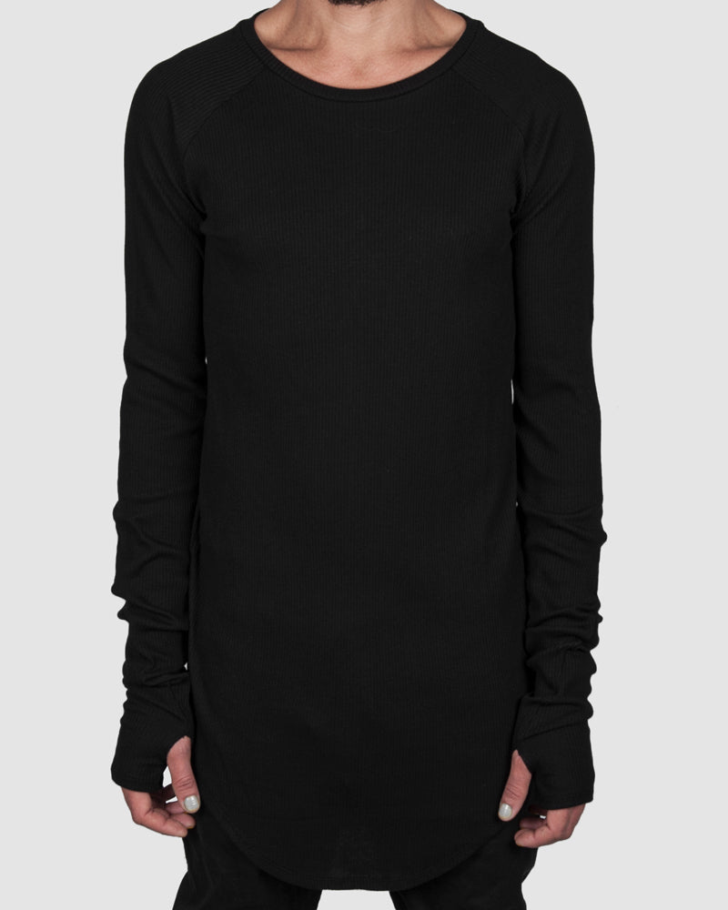 Army of me - Ribbed long sleeved jersey - Stilett.com