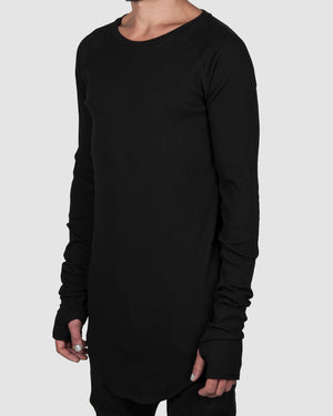 Army of me - Ribbed long sleeved jersey - https://stilett.com/