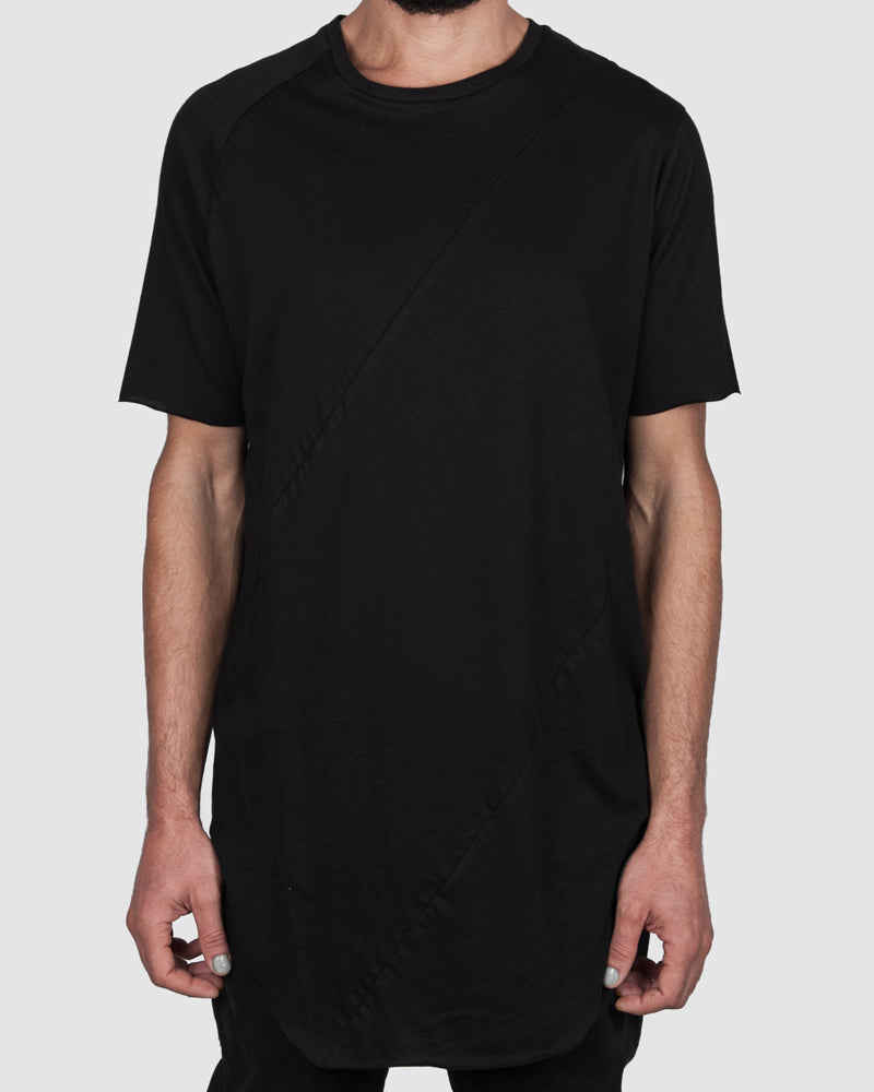 Army of me - Round hem twisted t-shirt - Stilett.com