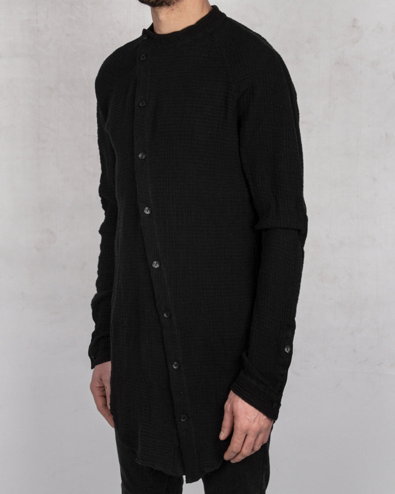Army of me - Structured cotton shirt - Stilett.com