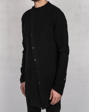 Army of me - Structured cotton shirt - https://stilett.com/