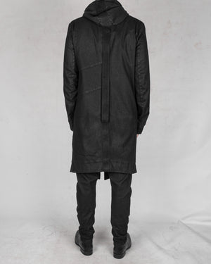 Army of me - Spinal strap front cotton coat - https://stilett.com/