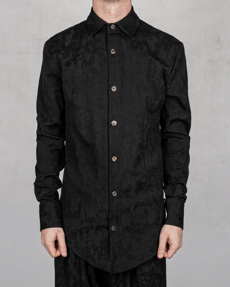 Atelier Aura - Erlendur button up shirt - Stilett.com