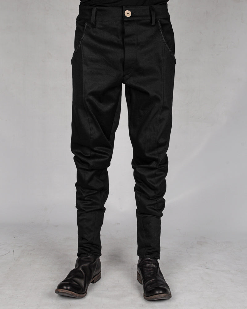 Atelier Aura - Jon long denim trousers - Stilett.com
