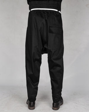 Atelier Aura - Smari high waist denim trouser - https://stilett.com/