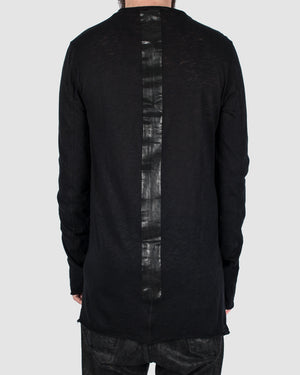 Barbara i gongini - Taped back long sleeve - https://stilett.com/