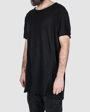 Barbara i gongini - Taped back short sleeve tee - https://stilett.com/