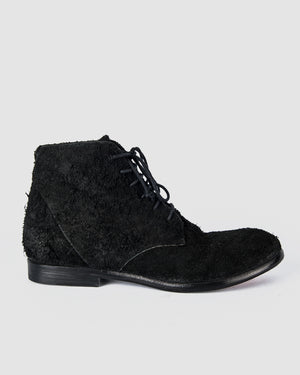 The last conspiracy - Ask long haired suede black - https://stilett.com/