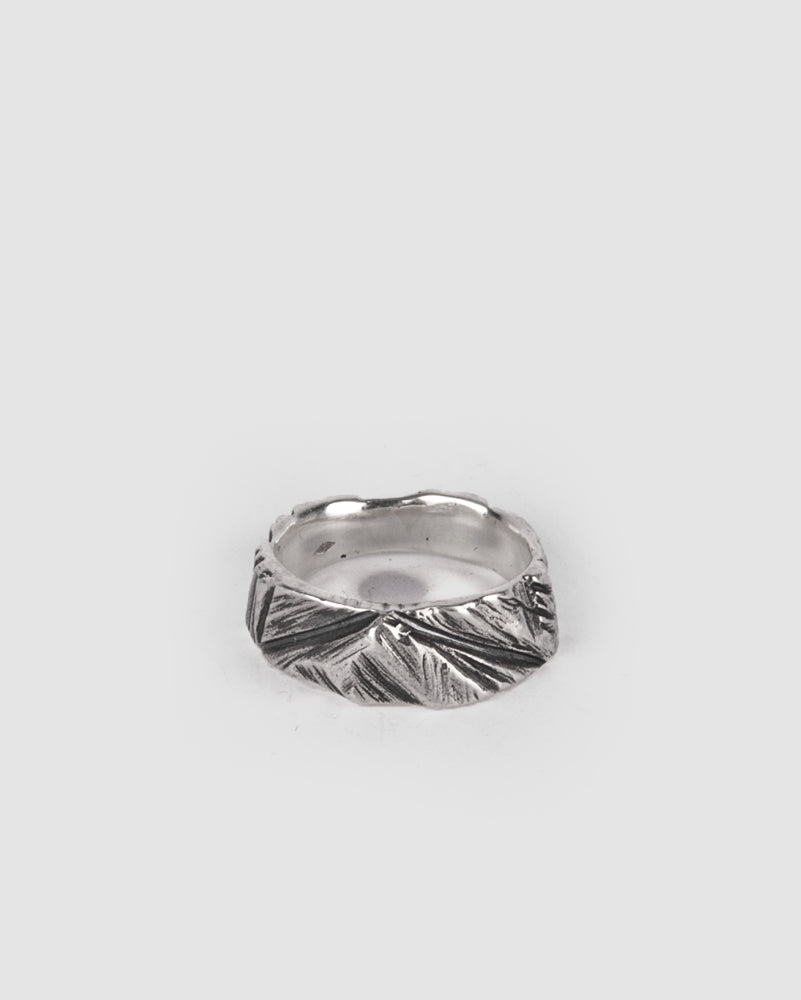 Gaspard Hex - Bark Flux Ring - Stilett