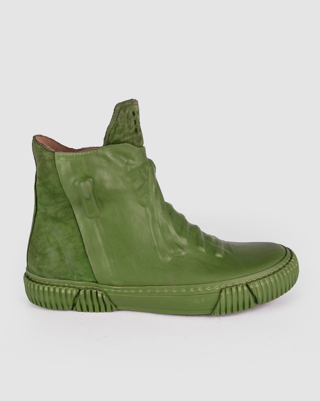 Both Paris - Rubber covered High-top green - Stilett.com