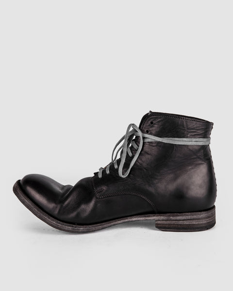 Atelier Aura - AAEB02 Lace up derby - Jet Black
