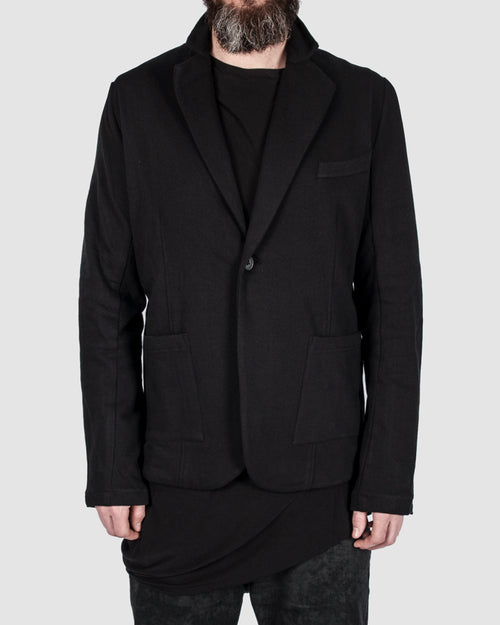 First aid to the injured - Cotton blazer - Stilett.com