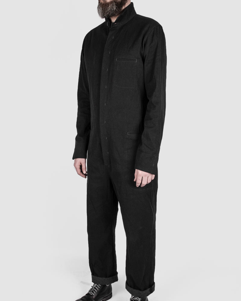 Hannibal - Japanese selvedge overall - Stilett.com