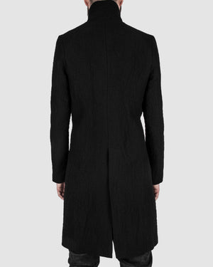 Hannibal - Virgin wool coat - https://stilett.com/