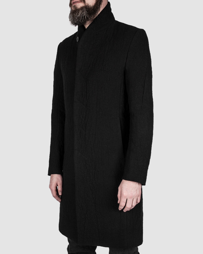 Hannibal - Virgin wool coat - Stilett.com