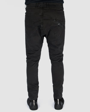 La haine inside us - Distressed slimfit pants - https://stilett.com/