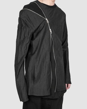 La haine inside us - Zip jacket - https://stilett.com/