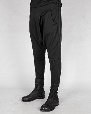 La haine inside us - Tweel trouser - https://stilett.com/
