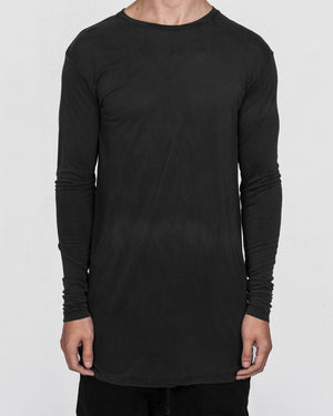 Leon Louis - Ennom long sleeve tee grey - https://stilett.com/