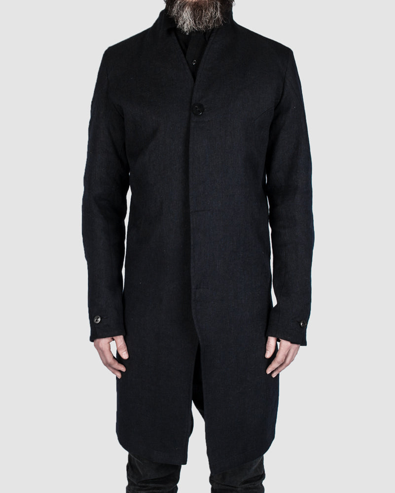 Leon Louis - Monad long wool coat - Stilett.com