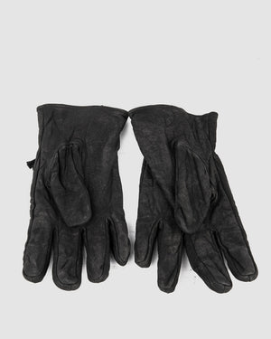 Object - Rapt hand dyed leather gloves - https://stilett.com/