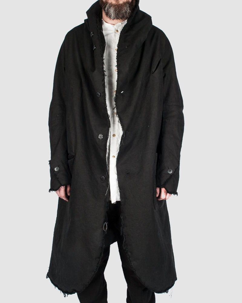 S.S.S.R Venezia - Marc Point - Reversible cotton fleece parkas - Stilett