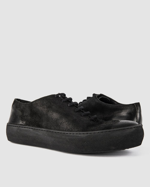 The last conspiracy - Adamo waxed suede - Stilett.com