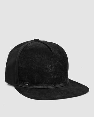The last conspiracy - Anaheim cap black - https://stilett.com/